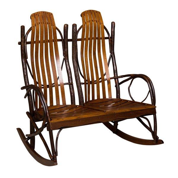 Queener Double Rocking Chair