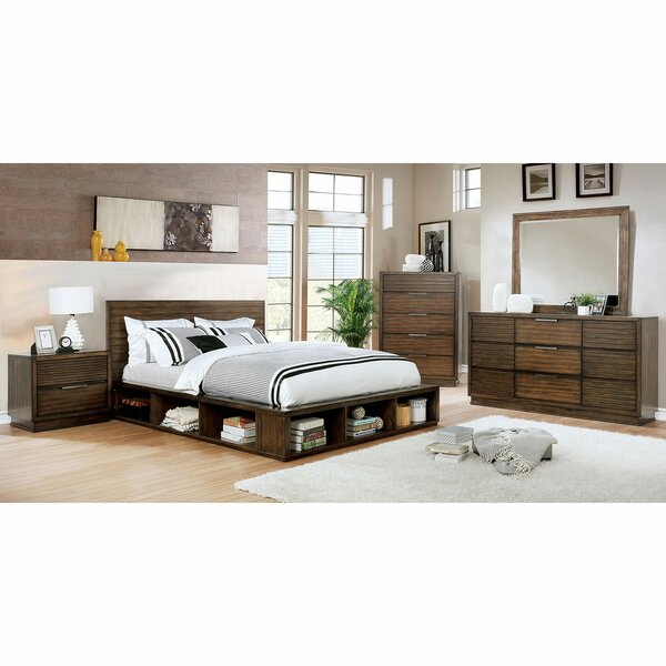 Silliman Platform Configurable Bedroom Set by Union Rustic