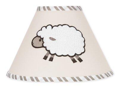 Little Lamb 7 Cotton Empire Lamp Shade by Sweet Jojo Designs