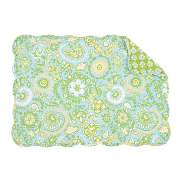 Scottdale Placemat (Set of 6) by Darby Home Co