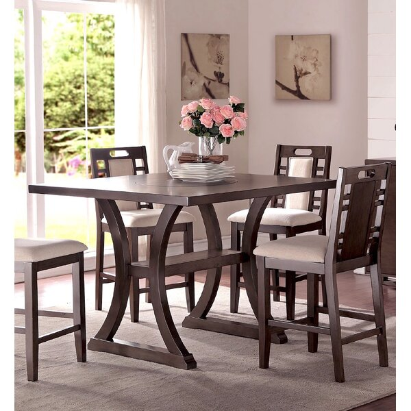 Best Choices Nila Counter Height Dining Table By Winston Porter Best Design