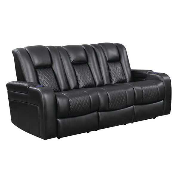 Bela Reclining Power Motion Sofa by Latitude Run