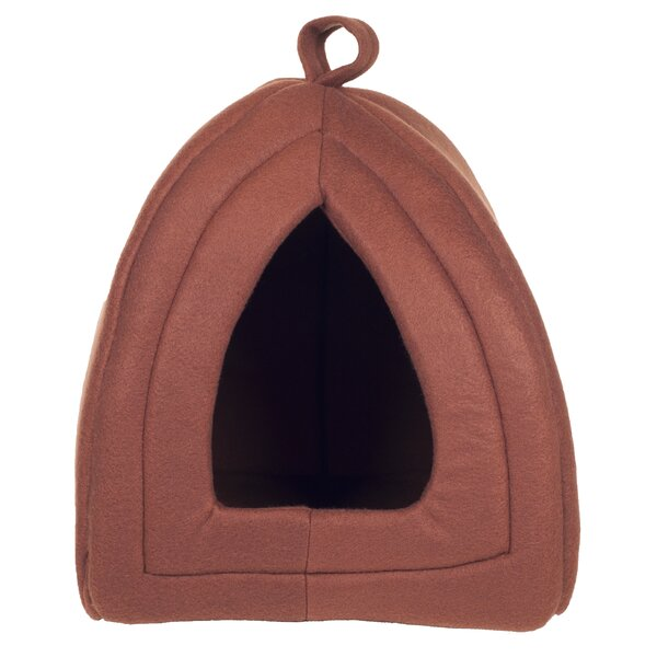 Hinman Kitty Igloo Enclosed Cat Bed by Tucker Murphy Pet