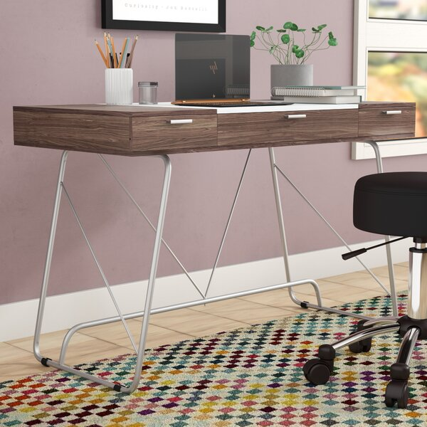 Biondo Writing Desk by Mercury Row
