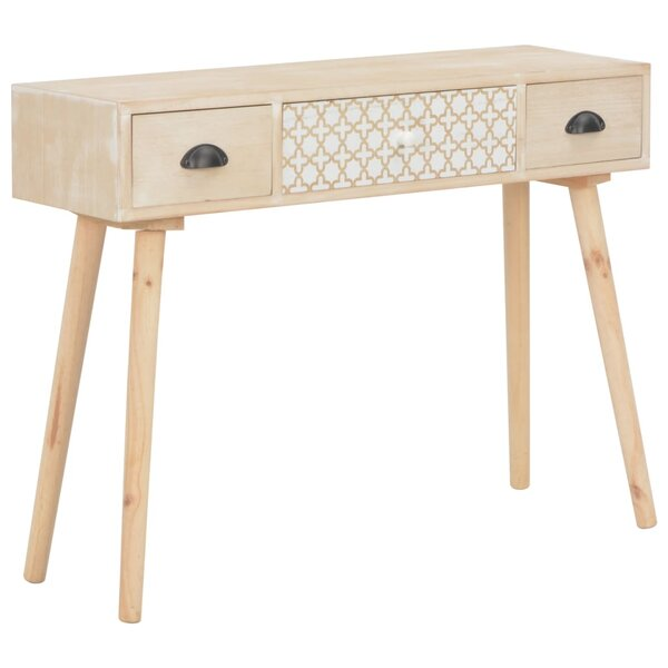 Vernet 39.37'' Console Table By George Oliver