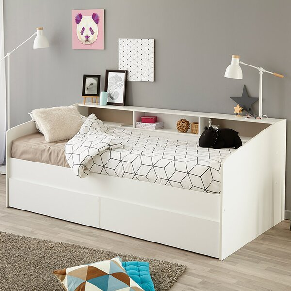 Ladwig Sleep Twin Storage Platform Bed by Isabelle & Max