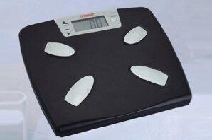 Digital Body Fat Analyzer Bathroom Scale by Trimmer