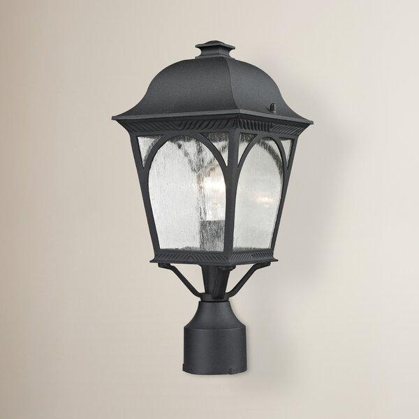Grogan 1-Light Lantern Head by Alcott Hill