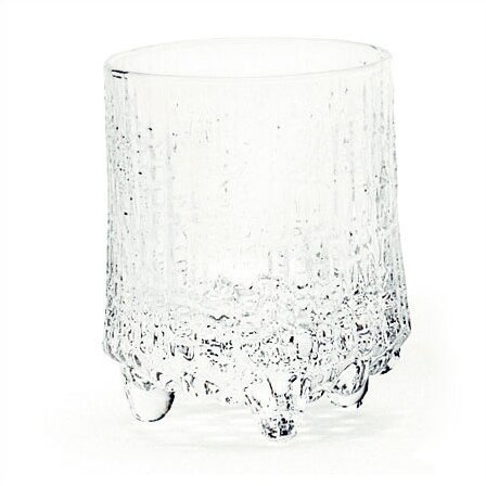 Ultima Thule 2 oz. Crystal Snifter Glass (Set of 2) by Iittala