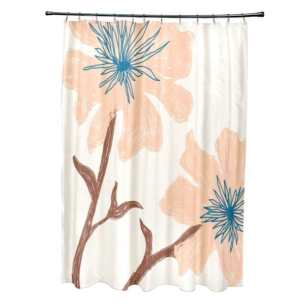 Escondido Shower Curtain by Red Barrel Studio