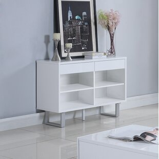 Review Shivangi Console Table By Orren Ellis