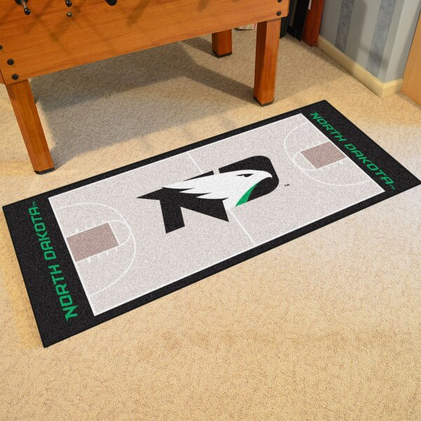 University of North Dakota Doormat by FANMATS