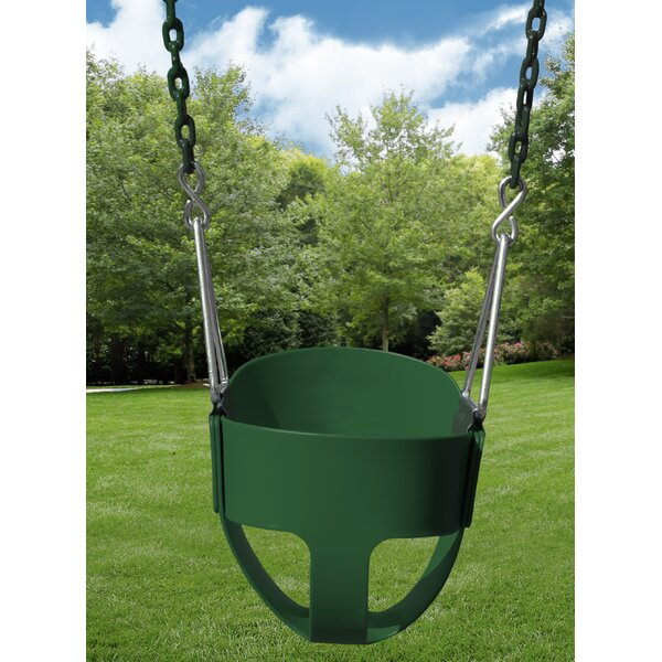 Full Bucket Toddler Swing by Gorilla Playsets