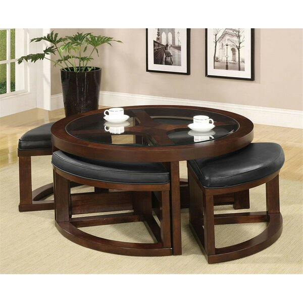 Bigner Coffee Table By Red Barrel Studio