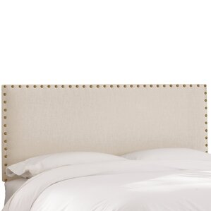 Upholstered Panel Headboard by Mercer41