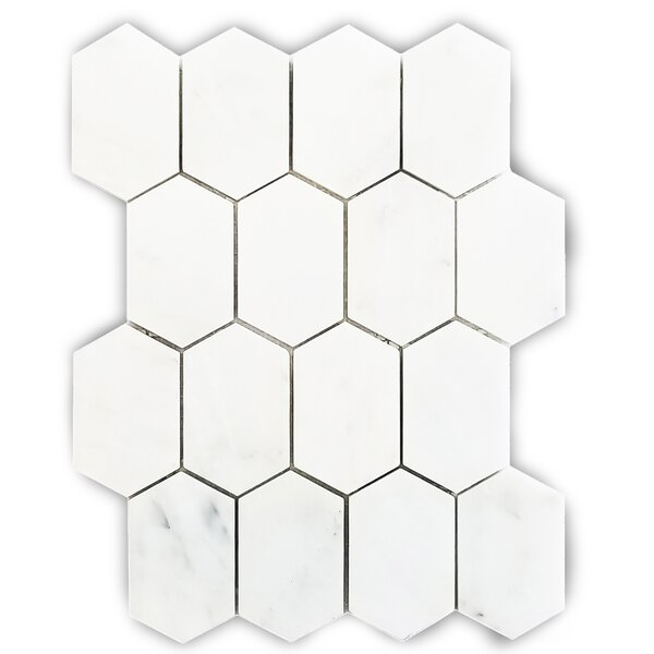 Alps Mango Tile 10 X 12 Mosaic Tile