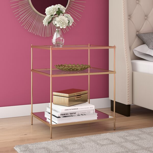 Juliette End Table By Willa Arlo Interiors.