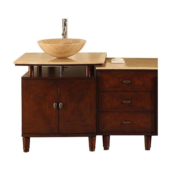 Rozier 47 Single Bathroom Vanity Set
