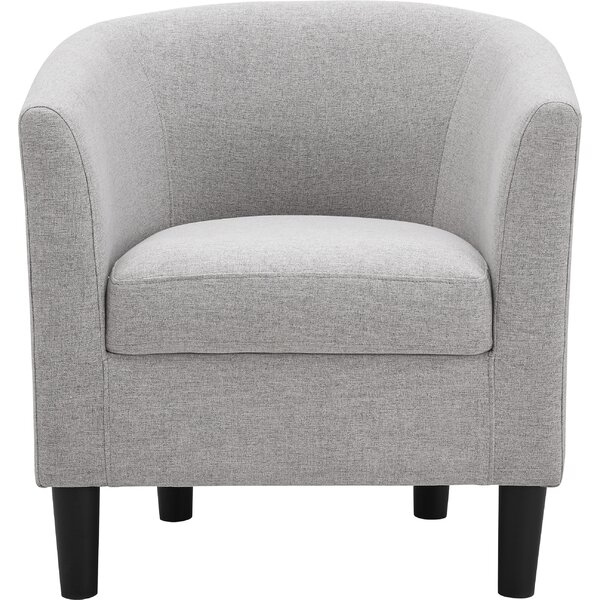 Amabel Barrel Chair by Charlton Home