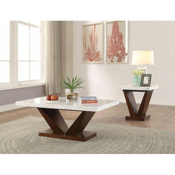 Todd Creek 2 Piece Coffee Table Set by Brayden Studio Brayden Studio