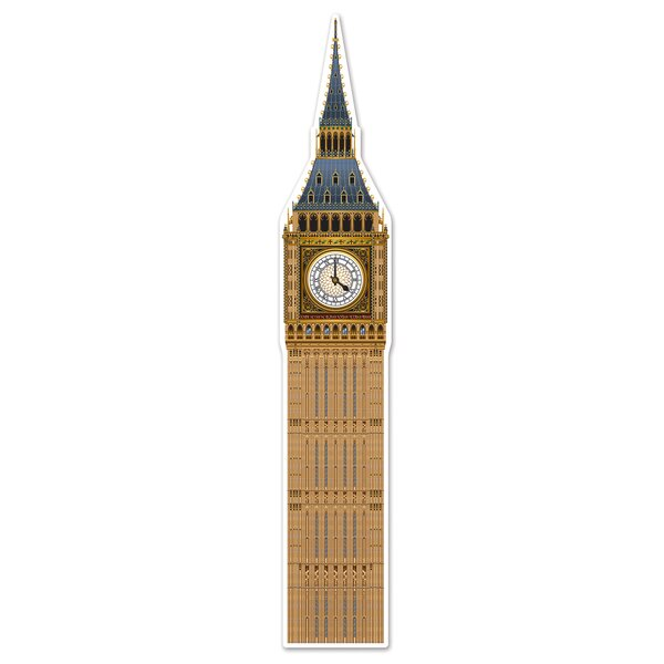 Big Ben Standup by The Beistle Company