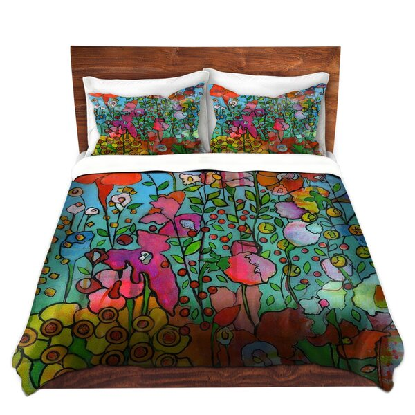 Joyful Chatter Duvet Cover Set