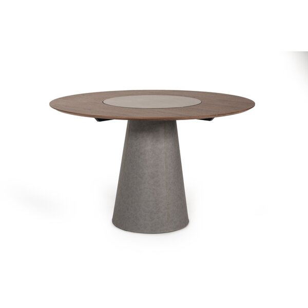 Cahill Round Dining Table by Williston Forge