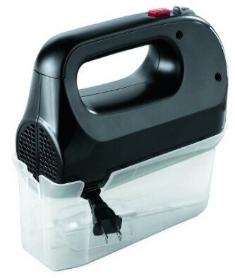 5 Speed Hand Mixer with Storage Case by Oster