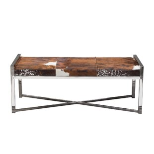 Mystique Leather Bench
