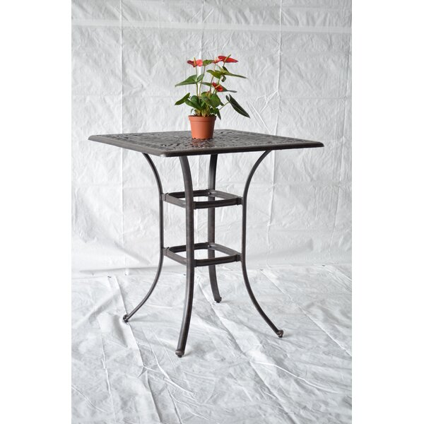Nola Bar Table by Darby Home Co