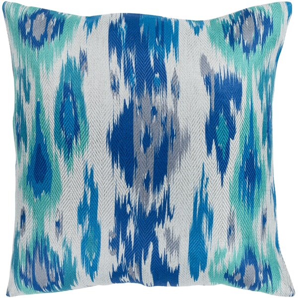 Kole Throw Pillow by World Menagerie