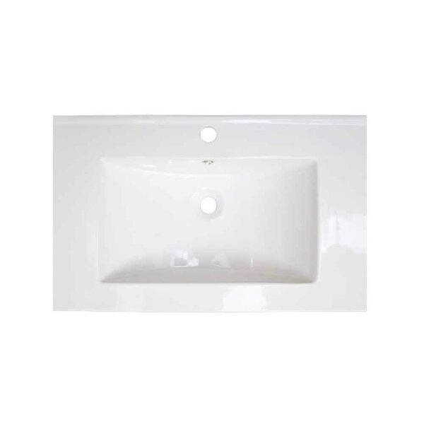 Kyra Modern 38 Single Bathroom Vanity by Orren Ellis