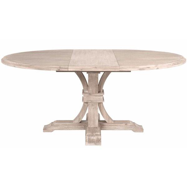 Carlos Extendable Dining Table by One Allium Way One Allium Way®