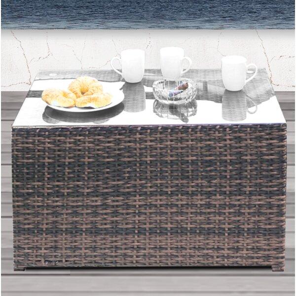 Almyra Block Coffee Table By Sol 72 Outdoor