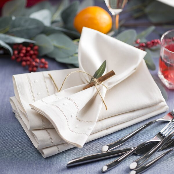 Jonah Napkin (Set of 4) by Mint Pantry