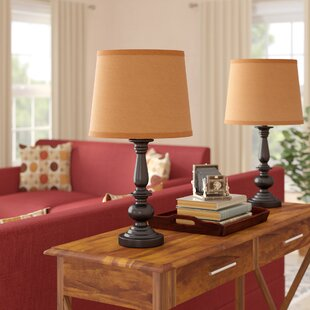 Where buy  Queener 22'' Table Lamp (Set of 2) By Andover Mills