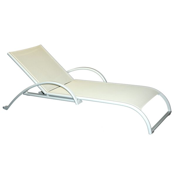 Pure Chaise Lounger (Set of 2) by Infinita Corporation