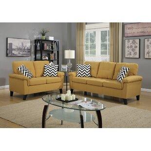 Lilo 2 Piece Living Room Set by Lark Manor™