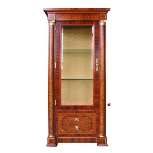Romola Display China Cabinet by Astoria Grand