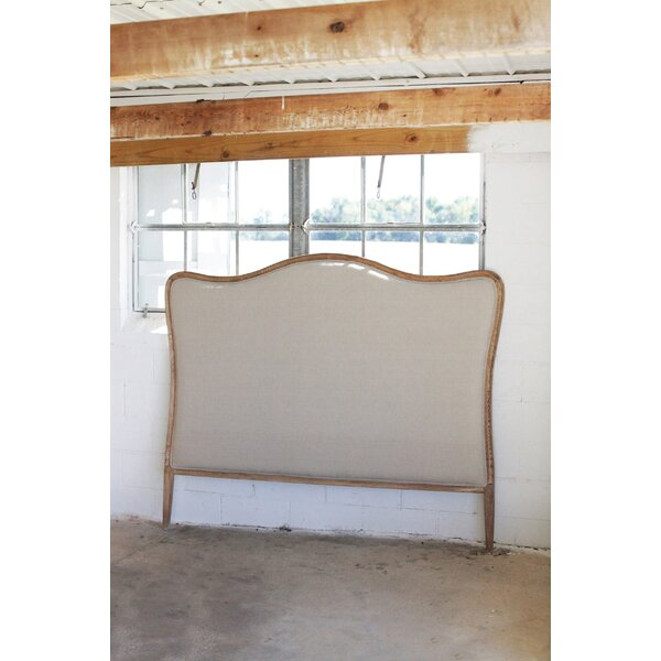 Quintanar Upholstered Panel Headboard by One Allium Way