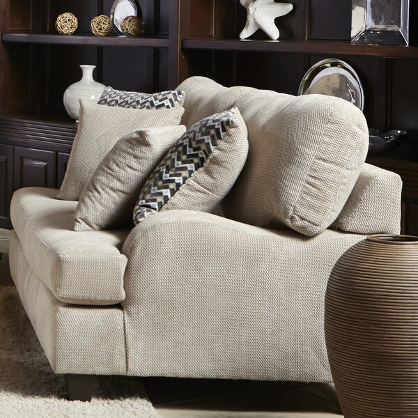 Fresh Collection Ceylon Loveseat by Darby Home Co by Darby Home Co