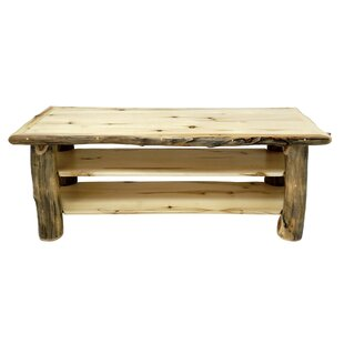 Inexpensive Aspen Grizzly TV Stand for TVs up to 60 ByMountain Woods Furniture