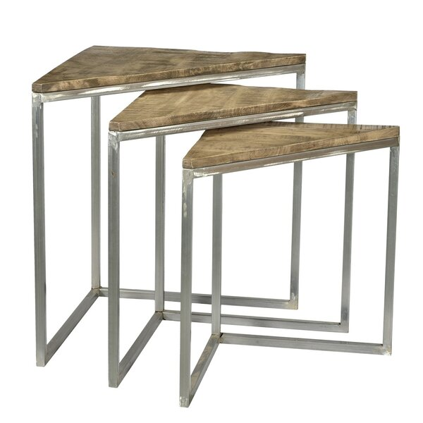 Gracia 3 Piece Nesting Tables By Ivy Bronx