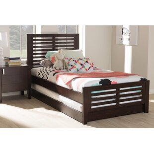 Affordable Bellana Twin Bed with Trundle By Mack & Milo