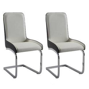 Orianna Upholstered Dining Chair (Set of 2)