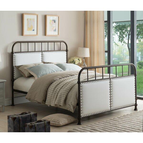 Upholstered Platform Bed by InRoom Designs