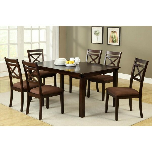 Abby 7 Piece Dining Set by Darby Home Co Darby Home Co