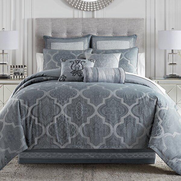 Trento Reversible Comforter Set