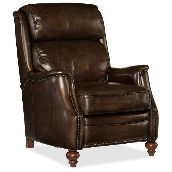 Allen Manual Recliner by Hooker Furniture