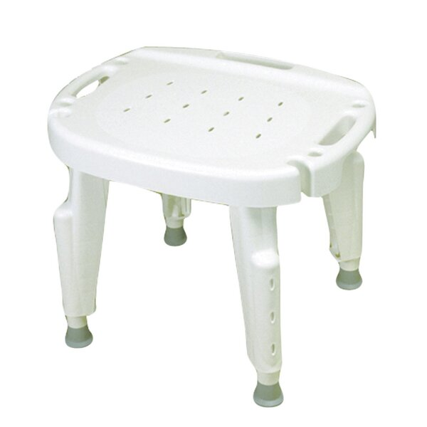 Adjustable Shower Seat by Fabrication Enterprises